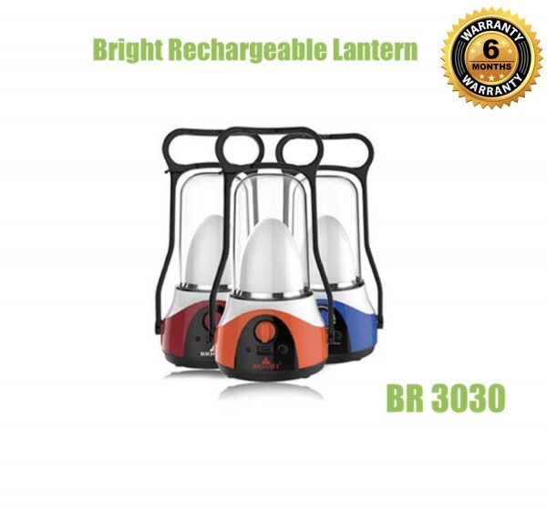 Bright Rechargeable Lantern/BR 3030