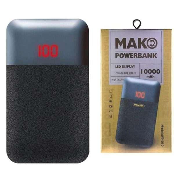 WK Mako 10000mah Power bank