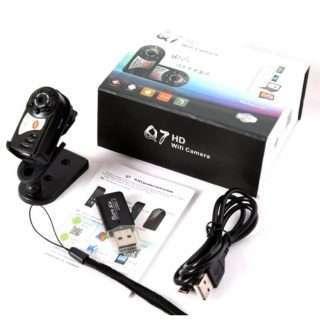 Wifi Camera/HD Wifi Camera/Q7 HD WiFi Camera