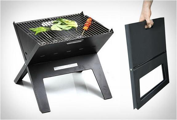 Foldable BBQ/Grill Machine