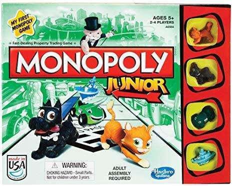 Monopoly Junior/Board Game