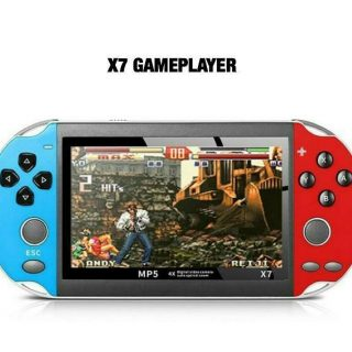 X7 Video Game Player/300 Free Retro Games