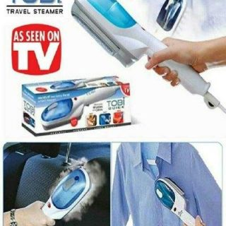 Tobi Travel Steamer/Tobi Iron