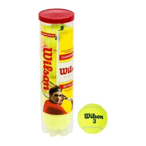 Wilson Championship Tennis Ball/3 Balls-2Pcs