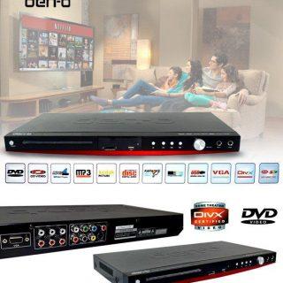 DVD Player/Den B