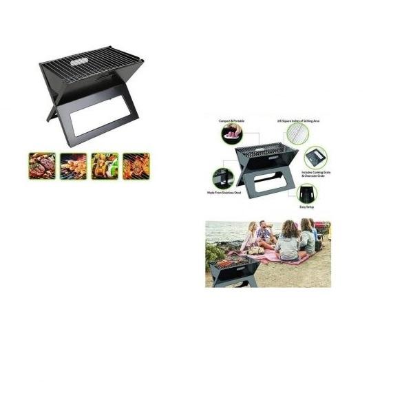 Foldable Charcoal BBQ/Grill Machine