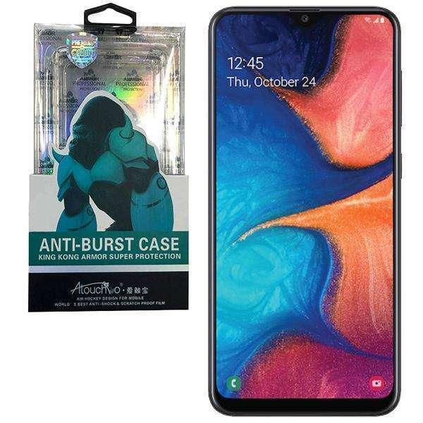 Samsung A20 Anti Burst Back Cover