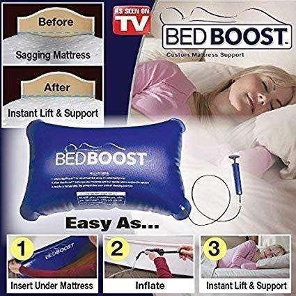 Bed Boost/Mattress Support