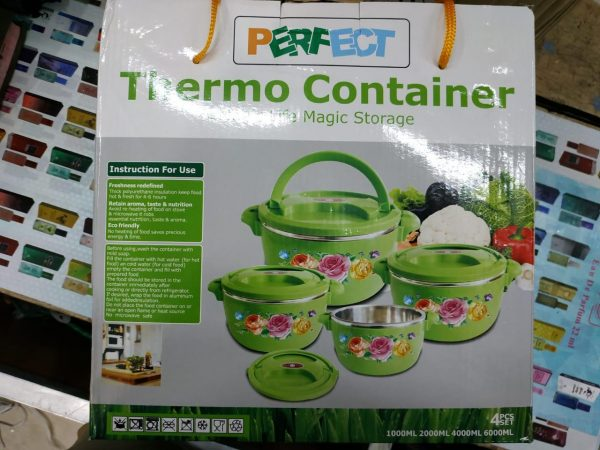 Thermal Food Container/Hot Box/Hot Warm Box