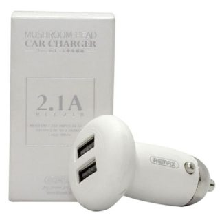 Remax Car Charger with Mushroom Head