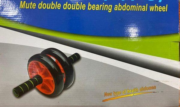 Double Bearing Abdominal Wheel