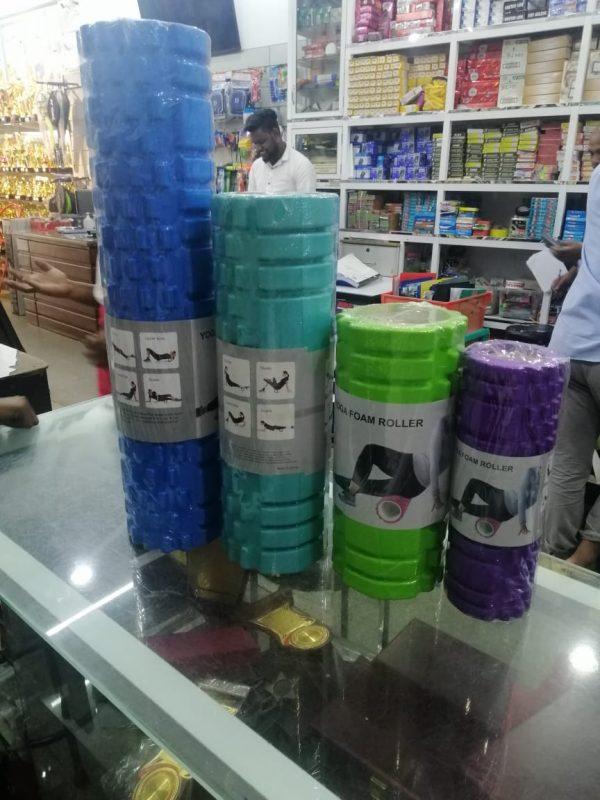 Yoga Foam Roller/Gym Foam Roller-Medium