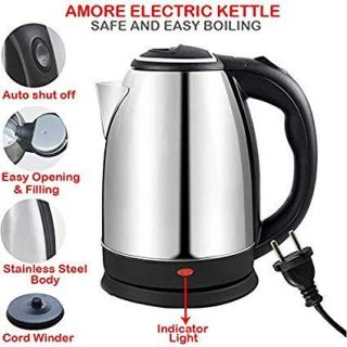 Cordless Electric Kettle/1800ml