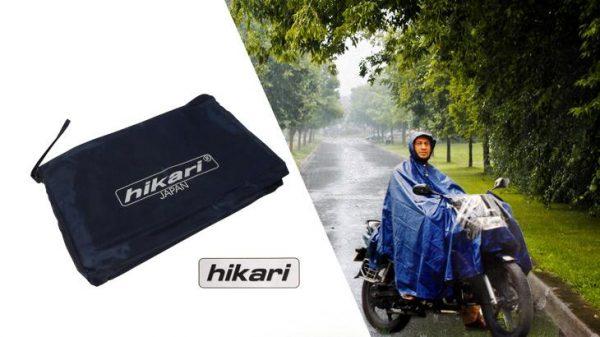 Bike Rain Coat/Hikari