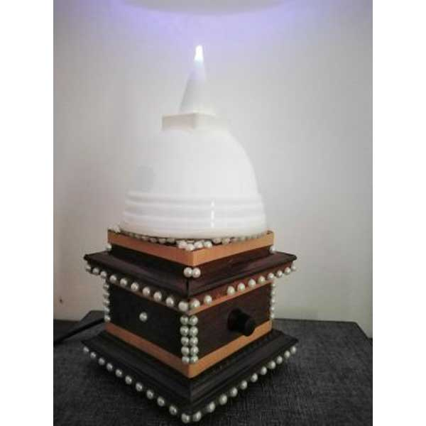 Stupa with preaching records