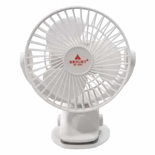 Bright Rechargeable Mini Fan BR-59RC