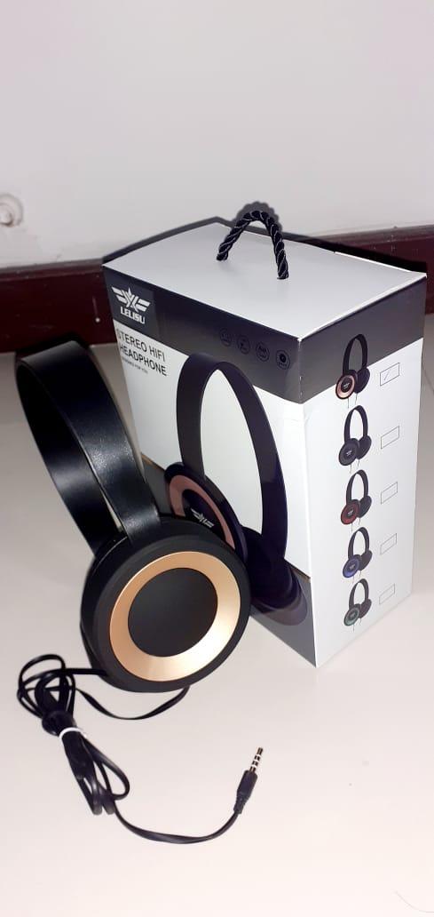LELISU Wired headphone with mic