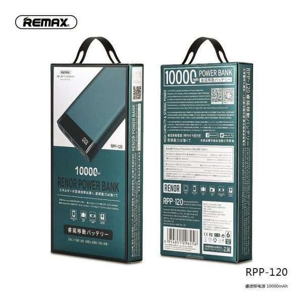 Power Bank 10000mah/Remax Renor