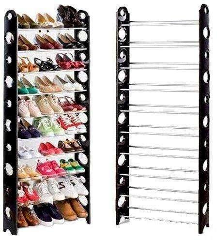 Stackable Shoe Rack - 10 tier / Layer Shoe Rack
