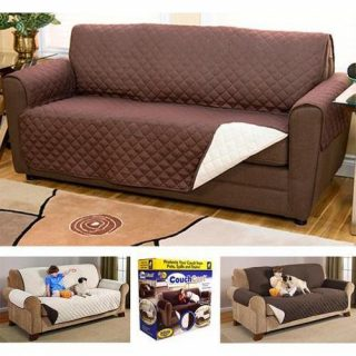 Couch Coat Double Seater Sofa Cover