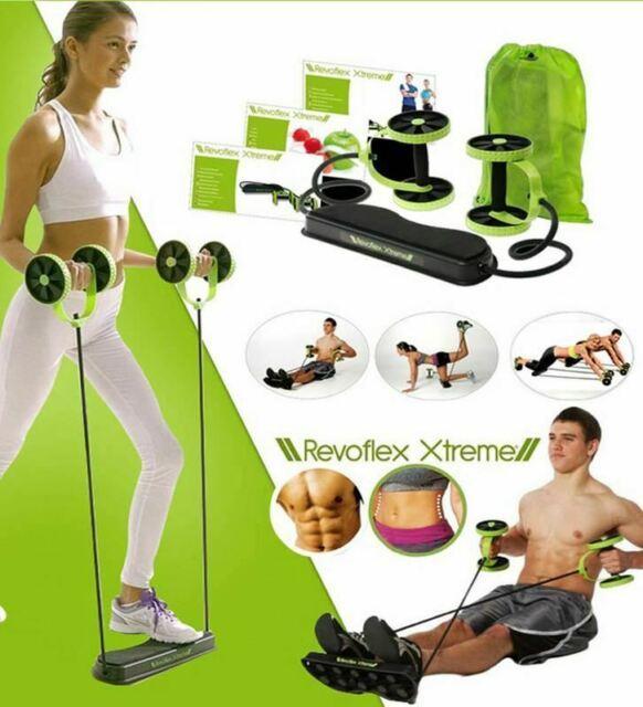 Revoflex Extreme/Abdominal Trainer