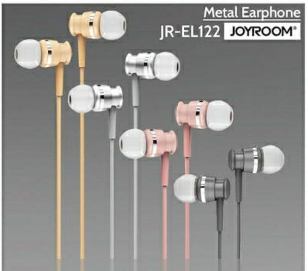 Metal Earphone/Joyroom