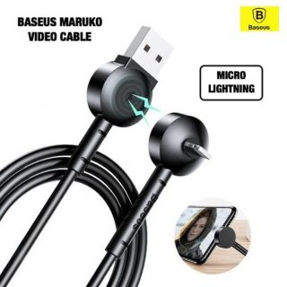 Baseus Maruko Video Cable Micro Lightning