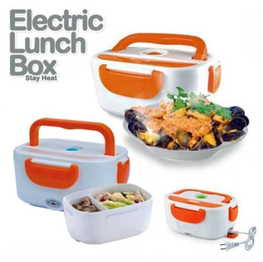 Hot Food Electric Portable Lunch Box