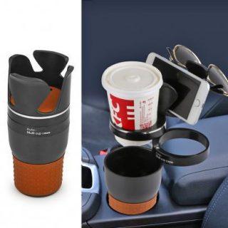 Car Multi Cup Holder Organizer