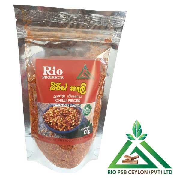 Chili Pieces-100g