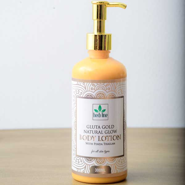 Gluta Gold Natural Glow Body Lotion-300 ml