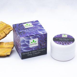 Venivel And Wild Turmeric Day Cream-50g