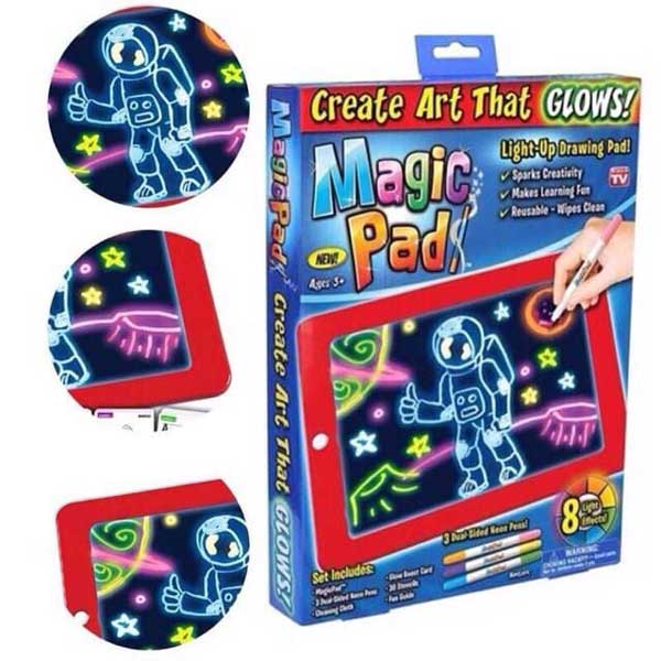 Magic Sketch Pad for Kids Drawing Learning