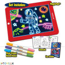 Magic Sketch Pad for Kids Drawing Learning 2