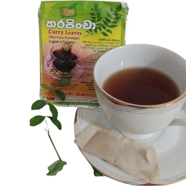 Curry Leaves Tea