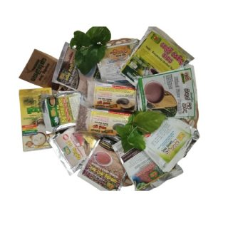 Traditional Herbal Package / 15 Items