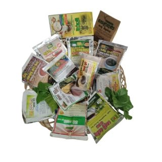 Traditional Herbal Package / 13 Items